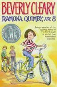 [해외]Ramona Quimby, Age 8 (Prebound)