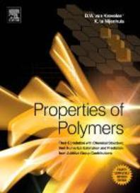 [해외]Properties of Polymers