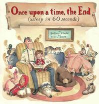 [해외]Once Upon a Time, the End (Asleep in 60 Seconds) (Hardcover)