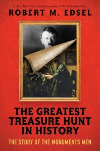 [해외]The Greatest Treasure Hunt in History (Hardcover)