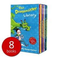 The Dragonsitter Library - 챕터북 8권 세트