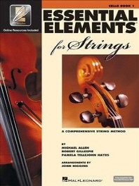 [해외]Essential Elements for Strings - Book 1 with Eei