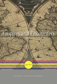 [해외]Empires and Encounters (Hardcover)