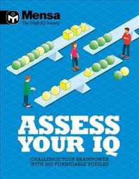 [해외]Mensa: Assess Your IQ (Paperback)