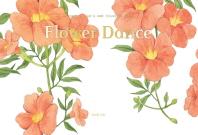 Flower Dance(플라워 댄스)(자기만의 방)(양장본 HardCover)