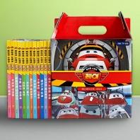 용감한 소방차 레이 애니메이션북 시리즈 세트(전12권)