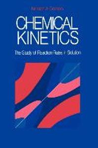 [해외]Chemical Kinetics