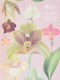 [해외]Royal Horticultural Society Pocket Diary 2022