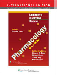 LIPPINCOTTS IIIUSTRATED REVIEWS PHARMACOLOGY 5/E