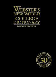 Webster's New World College Dictionary/Thumb Index FOUR EDITION