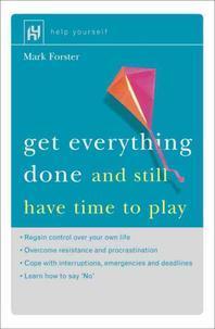[해외]Get Everything Done (Paperback)