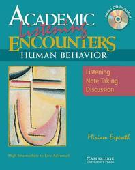 Academic Listening Encounters Human Behavior(CD 1장 포함)