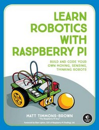 [해외]Learn Robotics with Raspberry Pi