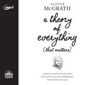 [해외]A Theory of Everything (That Matters) (MP3 CD)