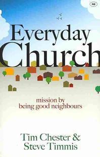 [해외]Everyday Church (Paperback)