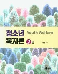 청소년 복지론(2판)