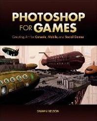 [해외]Photoshop for Games (Paperback)