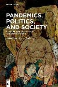 [해외]Pandemics, Politics, and Society (Hardcover)