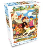 플란다스의 개 직소퍼즐 150pcs: 친구와 함께(인터넷전용상품)