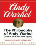 [해외]The Philosophy of Andy Warhol