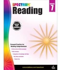 Spectrum Reading Grade 7