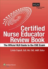 Nln's Certified Nurse Educator Review