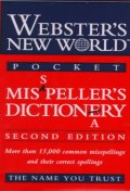 Webster's New World Misspeller's Dictionary