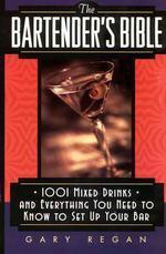 [해외]The Bartender's Bible