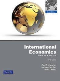 [해외]International Economics. Paul R. Krugman, Maurice Obstfeld