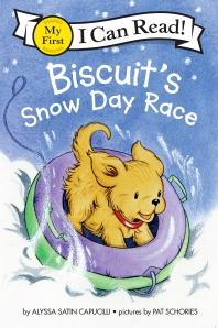 [해외]Biscuit's Snow Day Race