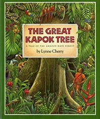 [해외]The Great Kapok Tree (Hardcover)
