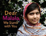 [해외]Dear Malala, We Stand with You (Hardcover)