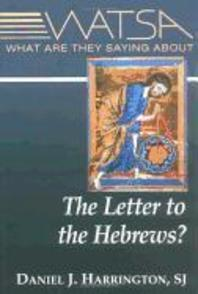 [�ؿ�]What Are They Saying about the Letter to the Hebrews?
