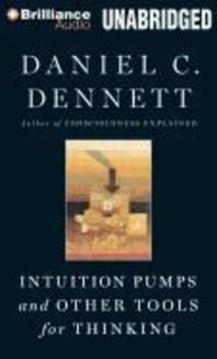 [해외]Intuition Pumps and Other Tools for Thinking (Compact Disk)