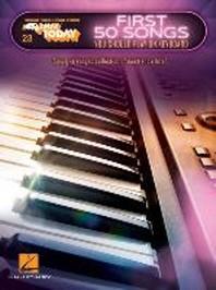 [해외]First 50 Songs You Should Play on Keyboard (Paperback)