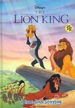 THE LION KING(CD1장포함)(Disney's A Read-Aloud Storybook)(양장본 HardCover)