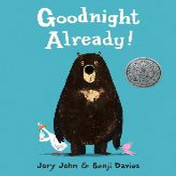[해외]Goodnight Already! (Hardcover)