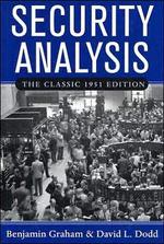[해외]Security Analysis: The Classic 1951 Edition