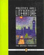 Prentice Hall Literature Student Edition Grade 12 Penguin Edition 2007c