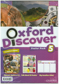 Oxford Discover. 5(Poster Pack)