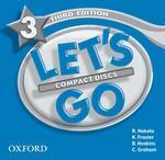 [보유]Let's Go 3  (Audio CD)