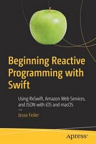 Beginning Reactive Programming with Swift