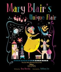 [해외]Mary Blair's Unique Flair