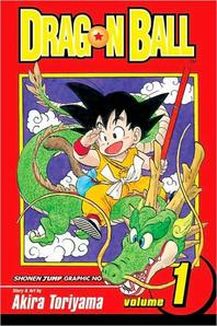 Dragon Ball, Vol. 1, Volume 1