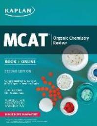 Kaplan MCAT Organic Chemistry Review