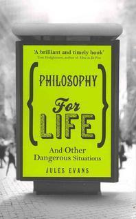 [해외]Philosophy for Life (Paperback)