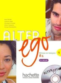Alter ego A1 : methode de francais, eleve