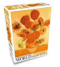 세계명화 직소퍼즐 150pcs: 해바라기