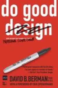 [해외]Do Good Design (Paperback)