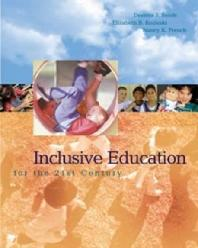 Inclusive Education for the 21st Century : A New